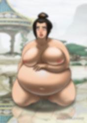 Azula gets fat